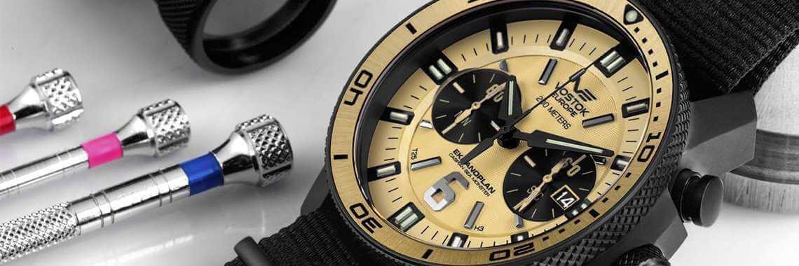 Часы VOSTOK-EUROPE EKRANOPLAN