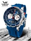 Vostok Europe Anchar Chronograph Quartz 6S21-510A583