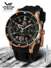 Vostok Europe Anchar Chronograph Quartz Bronze 6S21-510O585