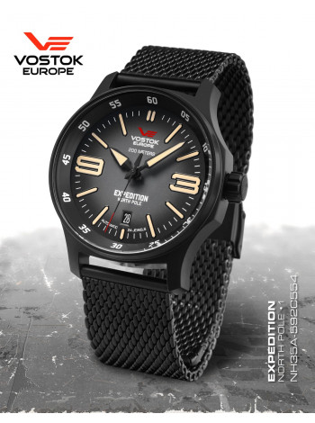 Vostok Europe Expedition North Pole 1 Automatic NH35A-592C554B