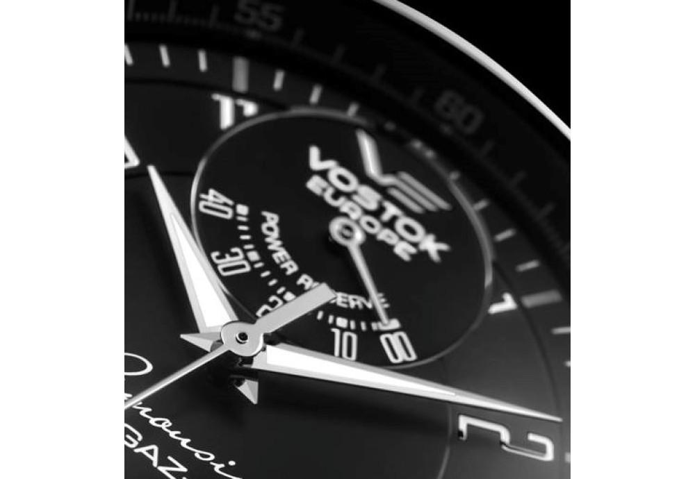 """Часы """"VOSTOK–EUROPE"""" из коллекции Limousine для настоящих автомобилистов."""