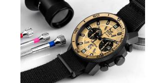 <Обновлённая коллекция часов VOSTOK-EUROPE &quot;Ekranoplan&quot;