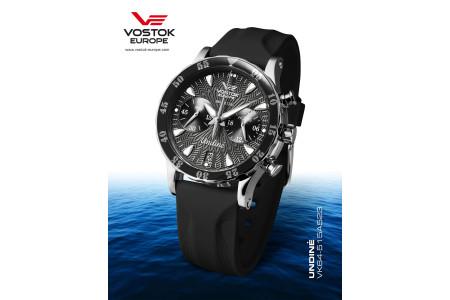 Новые женские часы от «VOSTOK-EUROPE»