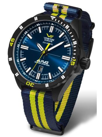 Часы VOSTOK-EUROPE ALMAZ NH35-320C257-N