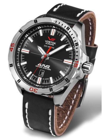 Часы VOSTOK-EUROPE ALMAZ NH35-320A258