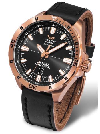 Часы VOSTOK-EUROPE ALMAZ NH35-320B259