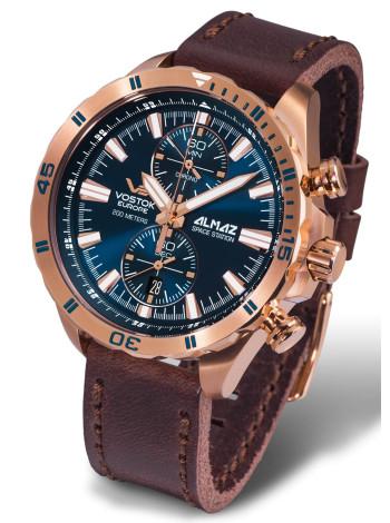 Часы VOSTOK-EUROPE ALMAZ 6S11-320B262