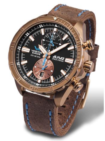 Часы VOSTOK-EUROPE ALMAZ 6S11-320O266