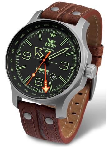 Часы VOSTOK-EUROPE EXPEDITION NORTH POLE-1  515.24-595A501