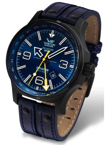 Часы VOSTOK-EUROPE EXPEDITION NORTH POLE-1  515.24-595C503