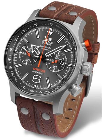 Часы VOSTOK-EUROPE EXPEDITION NORTH POLE-1  6S21-595H298
