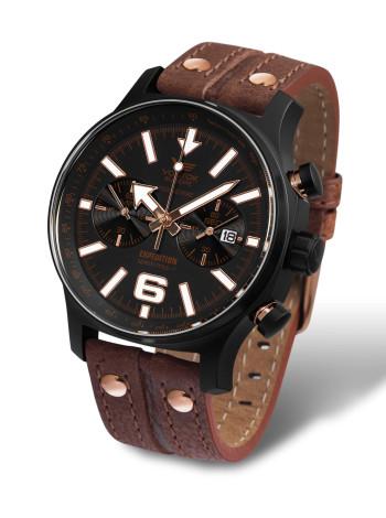 Часы VOSTOK-EUROPE EXPEDITION NORTH POLE-1  6S21-5953230