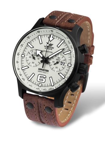 Часы VOSTOK-EUROPE EXPEDITION NORTH POLE-1  6S21/5954200