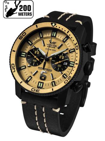 Часы VOSTOK-EUROPE EKRANOPLAN 6S21-546C512