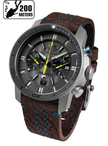Часы VOSTOK-EUROPE EKRANOPLAN 6S21-546H514