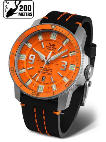 Часы VOSTOK-EUROPE EKRANOPLAN NH35-546A509
