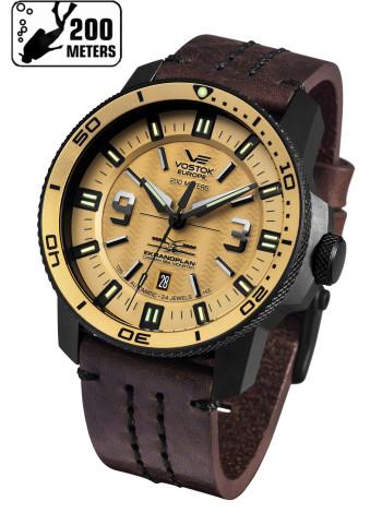 Часы VOSTOK-EUROPE EKRANOPLAN NH35-546C513