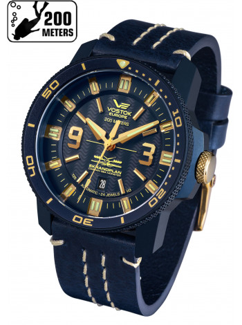 Часы VOSTOK-EUROPE EKRANOPLAN NH35-546D511