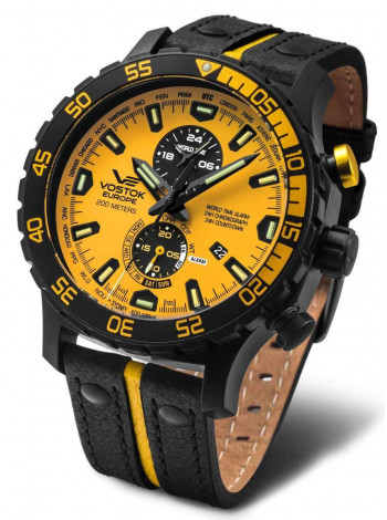 Часы VOSTOK-EUROPE EVEREST YM8J-597C548