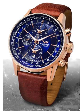 Часы VOSTOK-EUROPE LIMOUSINE YM26-560B256