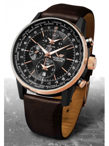 Часы VOSTOK-EUROPE LIMOUSINE YM26-560F255