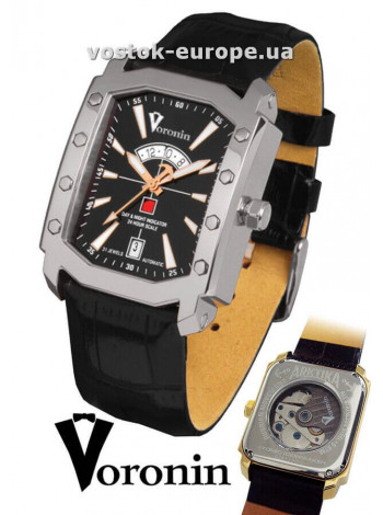 Часы с логотипом VOSTOK-EUROPE Voronin