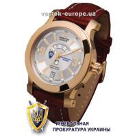 Часы с логотипом VOSTOK-EUROPE Генеральная прокуратура Украины