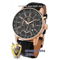 Часы с логотипом VOSTOK-EUROPE Прокуратура Киева