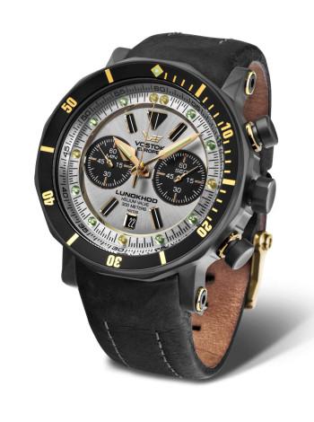 Часы VOSTOK-EUROPE LUNOKHOD-2 6S21-620E277