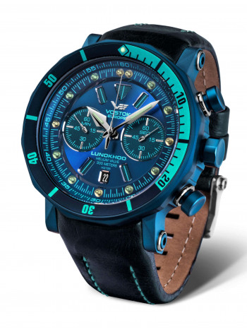 Часы VOSTOK-EUROPE LUNOKHOD-2 6S21-620E278