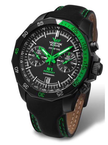 Часы VOSTOK-EUROPE N1 ROCKET 6S21-2254252