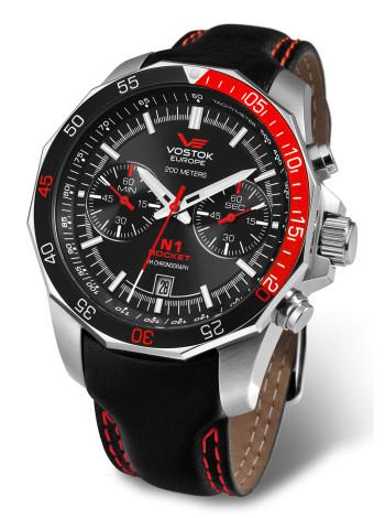 Часы VOSTOK-EUROPE N1 ROCKET 6S21-2255295