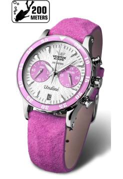 Часы женские 515A525 UNDINE