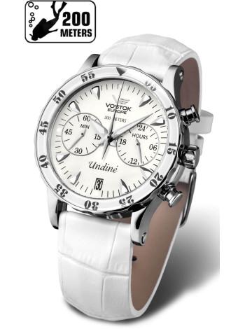 Часы женские VOSTOK-EUROPE UNDINE VK64-515A524