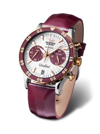 Часы женские VOSTOK-EUROPE UNDINE VK64-515E567